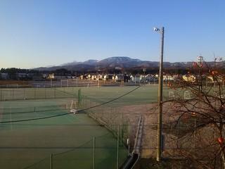 19.12.10今朝の山.JPG