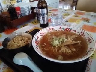 20.01.17ラーメン&半チャーハン.JPG